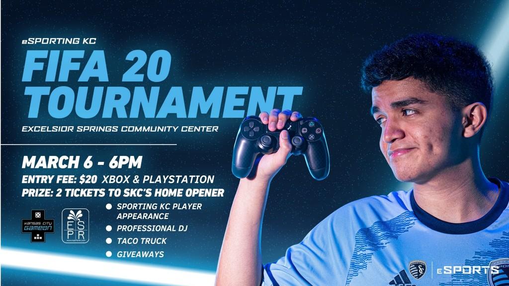 Sporting KC FIFA 20 Tournament