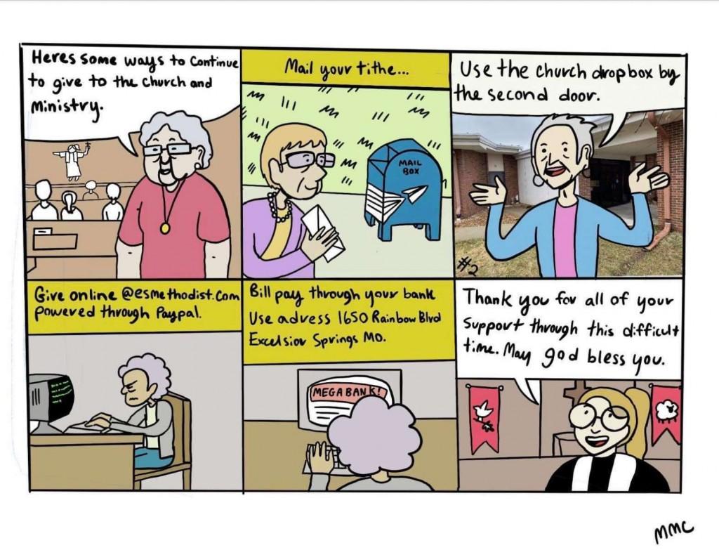 Mackenzie Cole Comic
