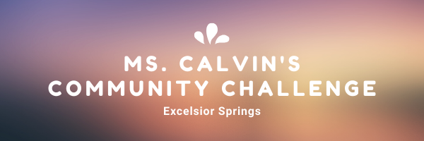 Ms. Calvin's Community Challenge