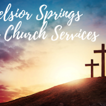 Excelsior Springs Easter Church Services