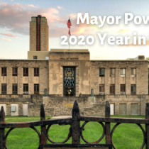 Mayor Powell's Year in Review