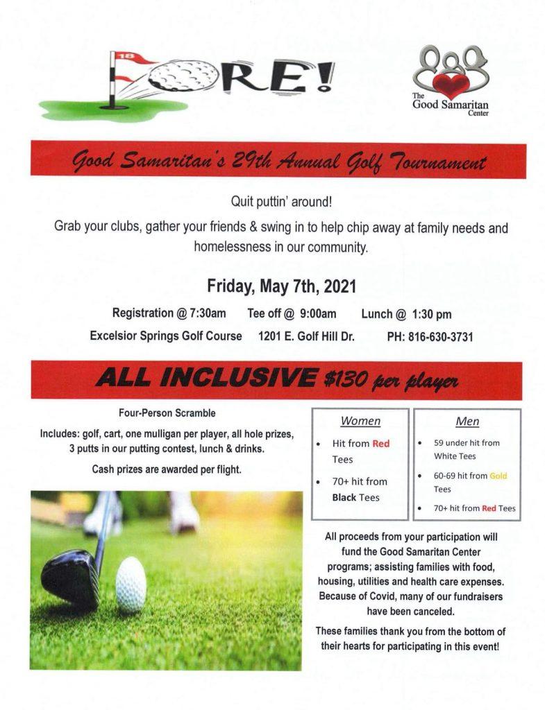 GSC Golf Tournament