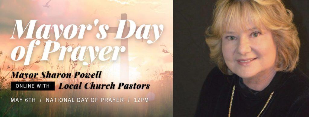 mayor's day of prayer